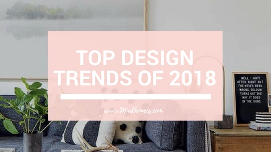 Top Design Trends of 2018